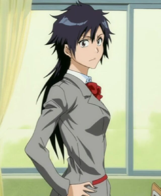 from Bruno bleach female characters porn