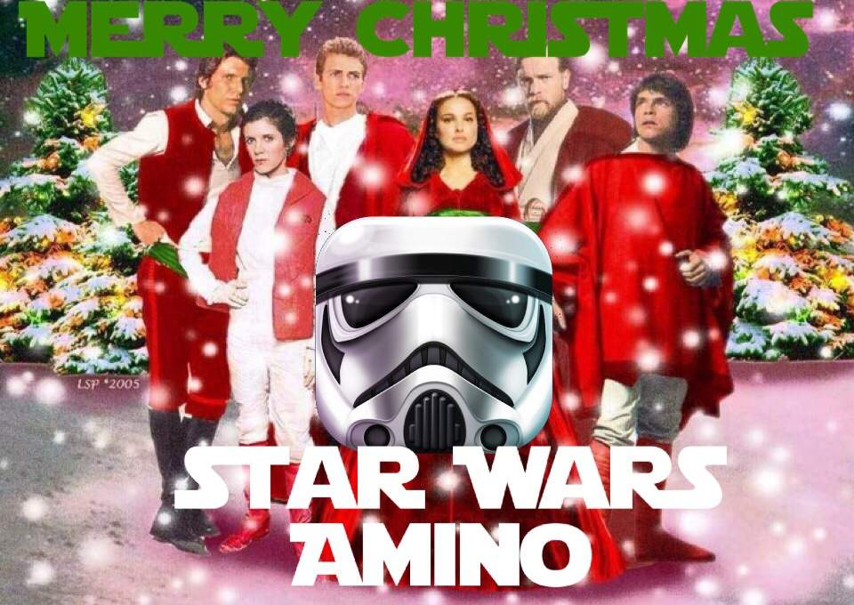 Happy holidays from star wars amino star wars amino - Star wars amino ...