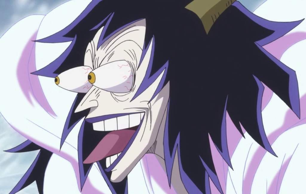 Favorite One Piece Villains!
