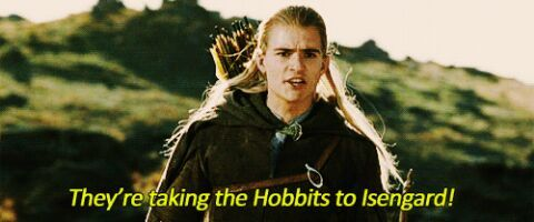 They Re Taking The Hobbits To Isengard Wiki Lotr Amino