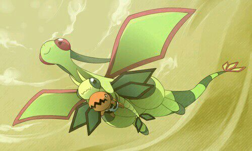 how to make flygon learn dragon dance