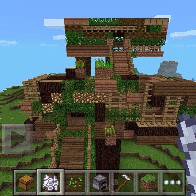 how to build something minecraft