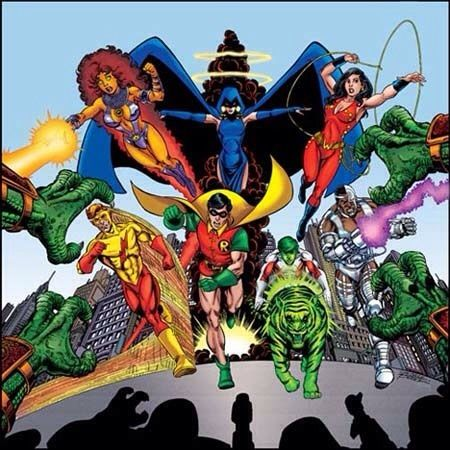 teen titans sex stories Teen Titans: The Judas Contract review - Batman News.