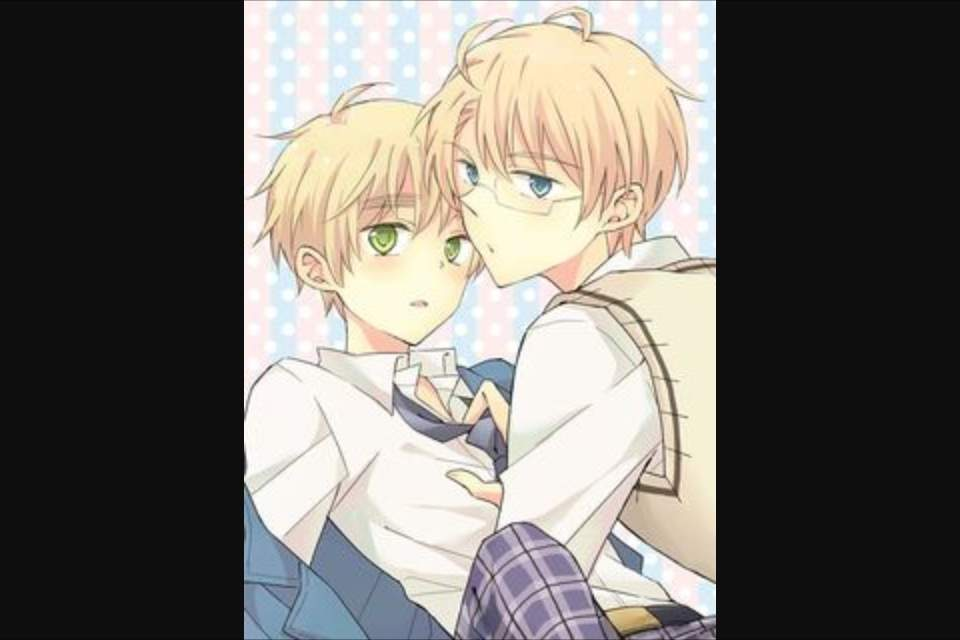 cute lesbian couples anime