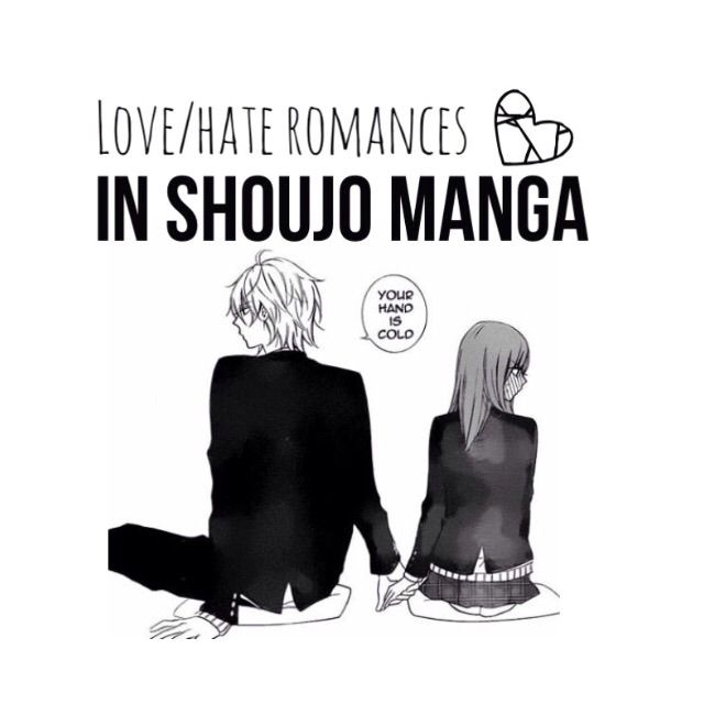 manga love hate relationship definition