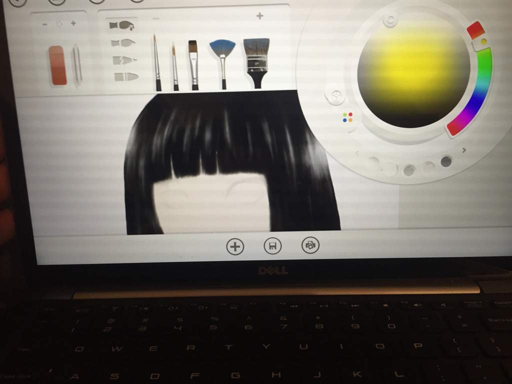 Digital Art W Ms Fresh Paint App Anime Amino