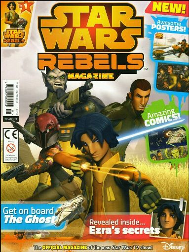 rebels magazine wiki star wars amino. Black Bedroom Furniture Sets. Home Design Ideas