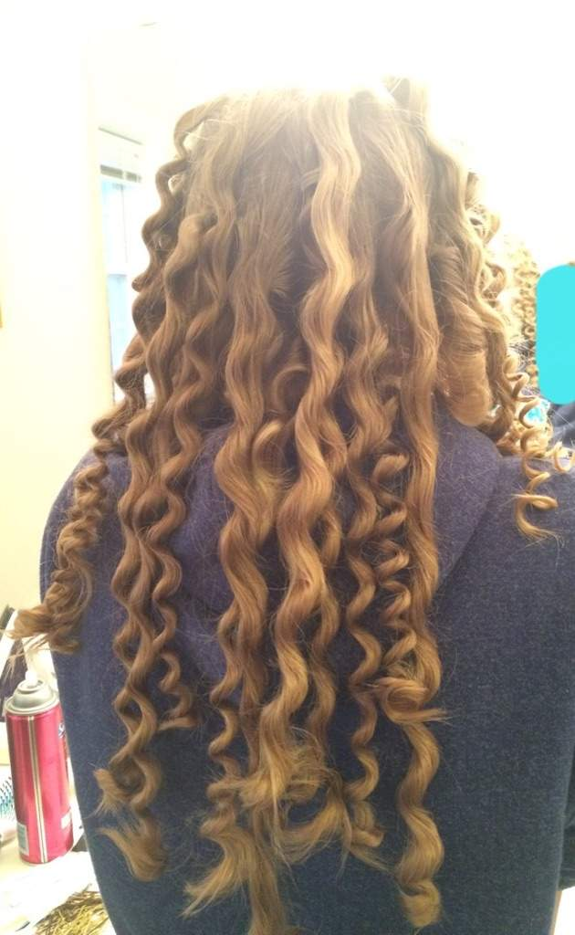 How To Hair Straw Curls Virtual Space Amino