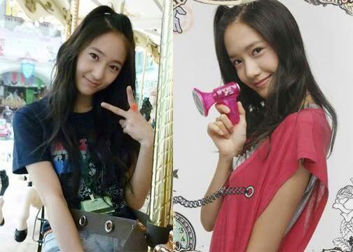 Does SNSD Yoona look similar to F(x) Krystal? | K-Pop Amino F(x) Krystal And Yoona