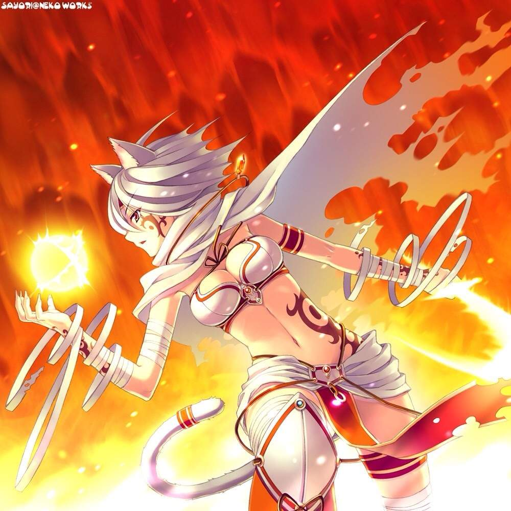 Anime Characters Using Fire : The wizards college of aa anime amino