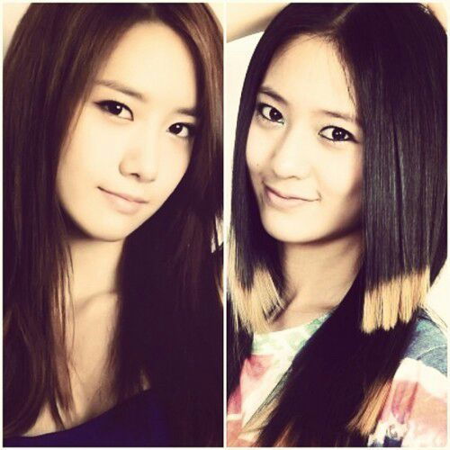 Does SNSD Yoona look similar to F(x) Krystal? | K-Pop Amino F(x) Krystal And Yoona
