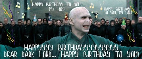 voldemort birthday Happy birthday Voldemort! | Harry Potter Amino voldemort birthday