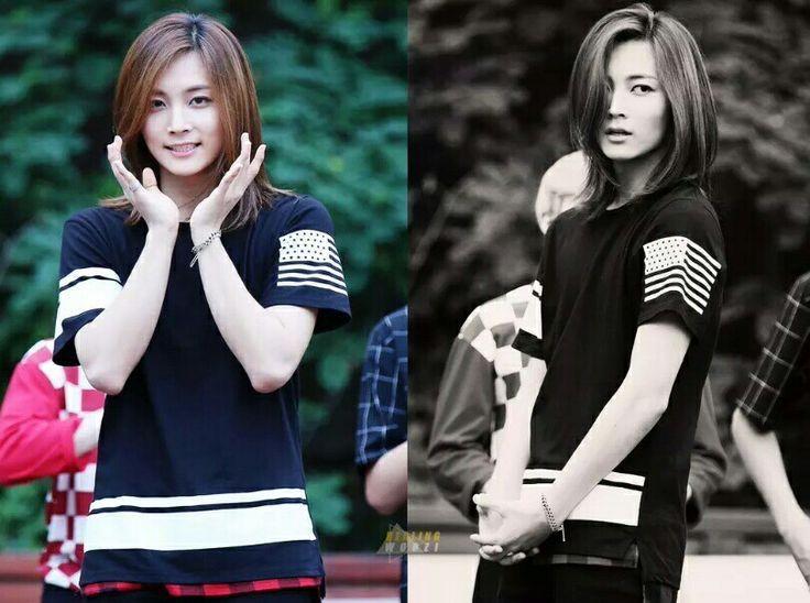 Long Hair Guys Or Short : Do you like seventeens jeonghan with long hair or short hair? k