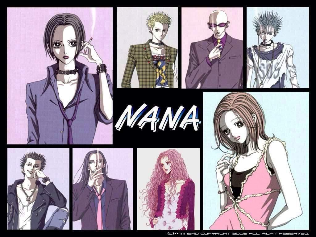 <b>Nana Anime</b>