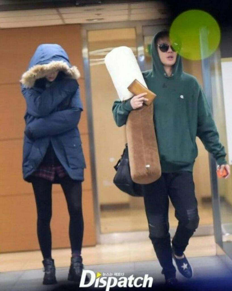 hani and junsu relationship goals