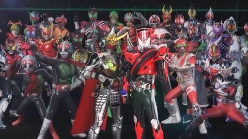 Top 10 Heisei-Era Kamen Rider Series | Anime Amino