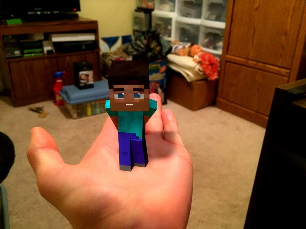 Pics For > Real Life Minecraft Steve