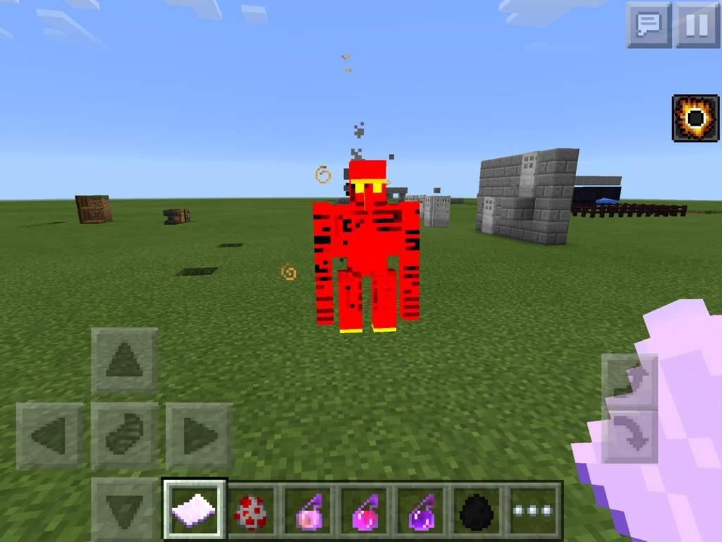 MCPE-Fire Mobs! :D | M...