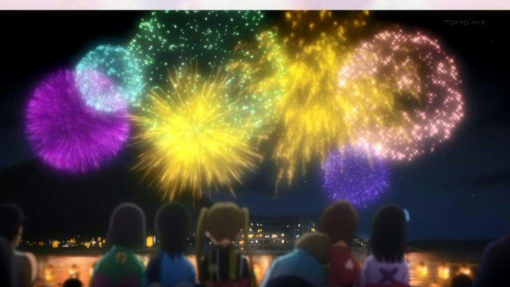 Related Keywords & Suggestions for japanese anime fireworks