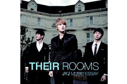 jyj music essay sales Korean title: jyj music essay - their rooms author: jyj (jaejoong + junsu  + yuchun) publisher: yedam 224 pages | 165150mm book + audio cd.