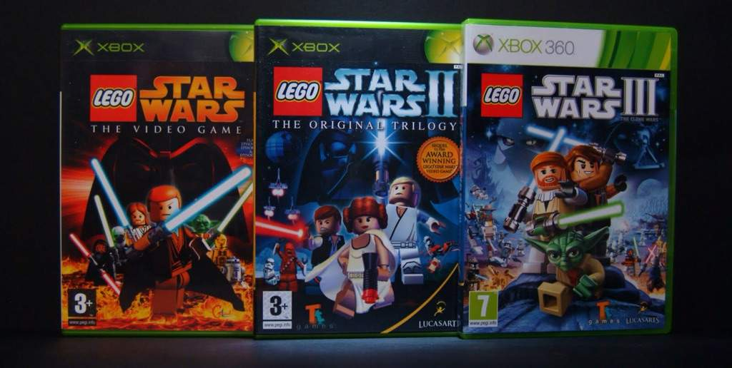 Play LEGO Star Wars: The video game online - Games