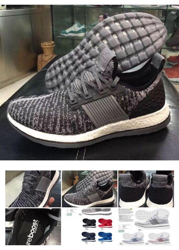 f2a3a0cc07529 Adidas Pure Boost ZG