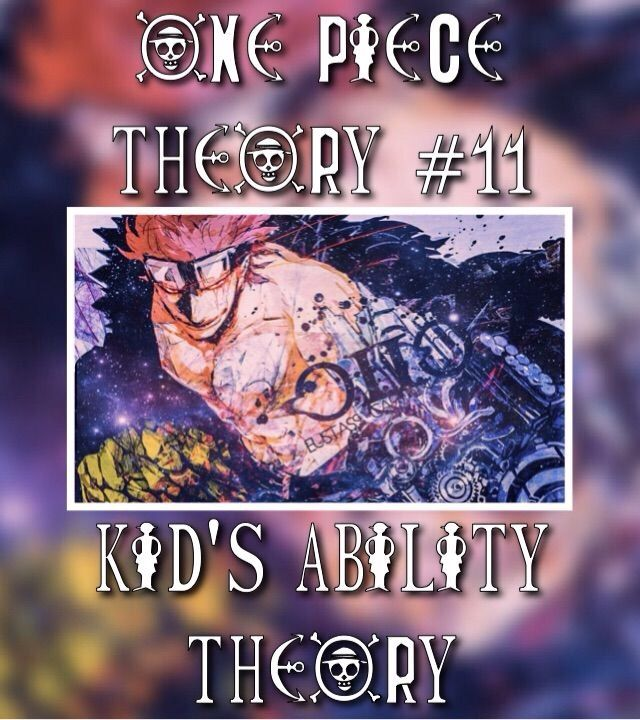 Chatter For Theories On One Piece: One Piece Theory #11
