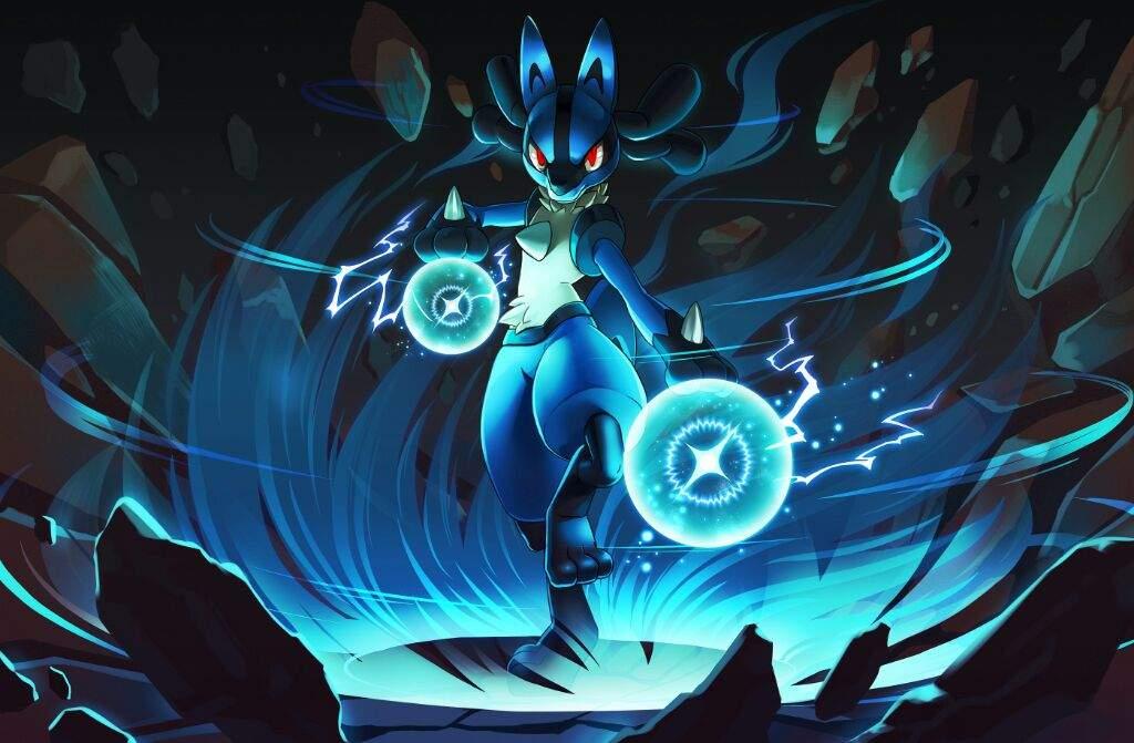 Vgc 2016 Pokemon Analysis Lucario