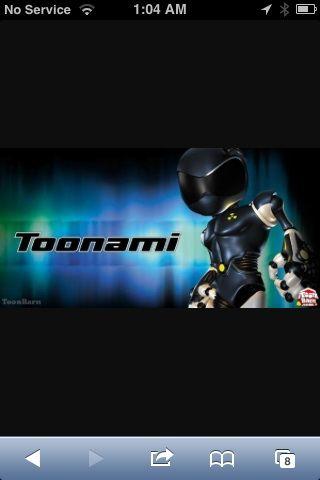 watch toonami online stream