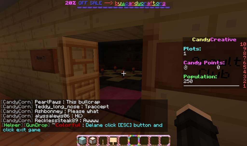 Minecraft How To Make An Occult Room