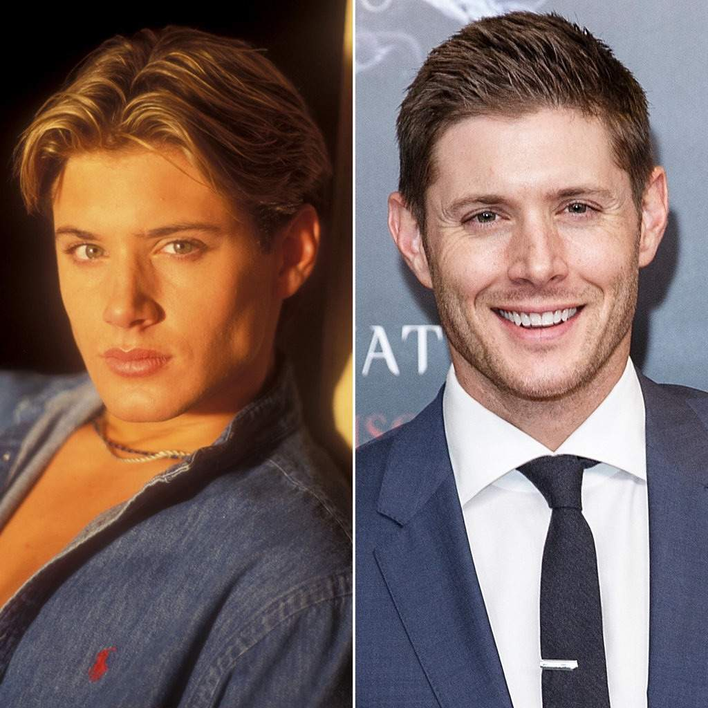 Jensen Ross Ackles   Supernatural Amino