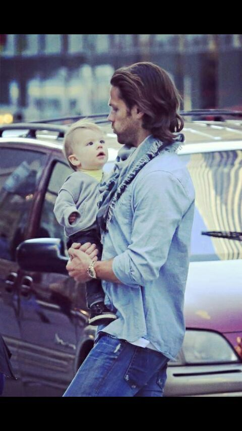 Jared padalecki family | Supernatural Amino