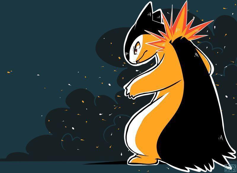 Eruption (move) - Bulbapedia, the community-driven Pokémon ...