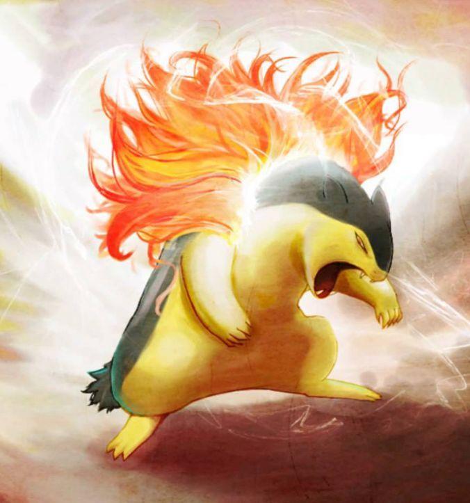 Typhlosion (Pokémon) - Bulbapedia, the community-driven ...