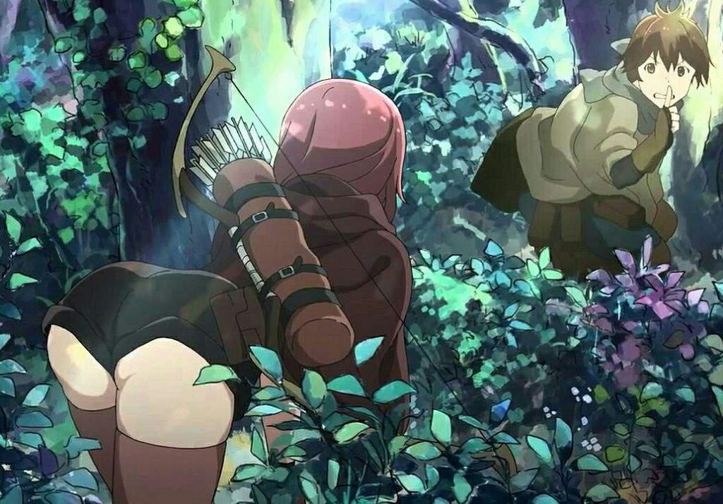 Doooood! Hai to Gensou no Grimgar!   Anime Amino
