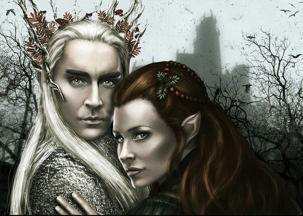 Thranduil and tauriel related keywords amp suggestions thranduil and