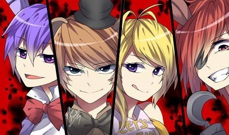 fnaf as anime my thoughts on it anime amino