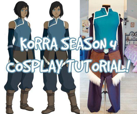 How To Make A Legend Of Korra Costume