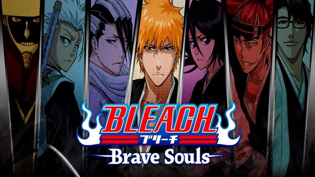 BLEACH Brave Souls Is Here Free To Download