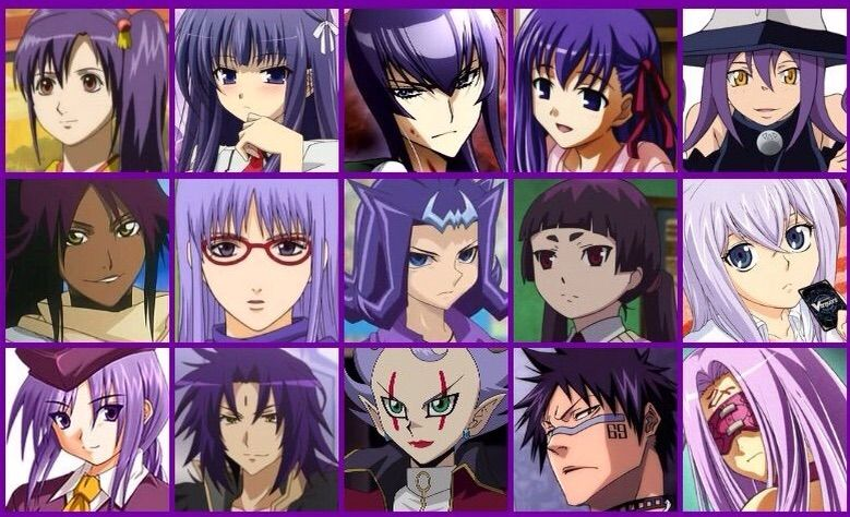 Anime Characters Hair Colour : Colored hair don t care ♕ anime amino