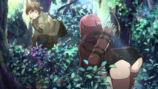 Hai To Gensou No Grimgar Ep 2 Review Anime Amino