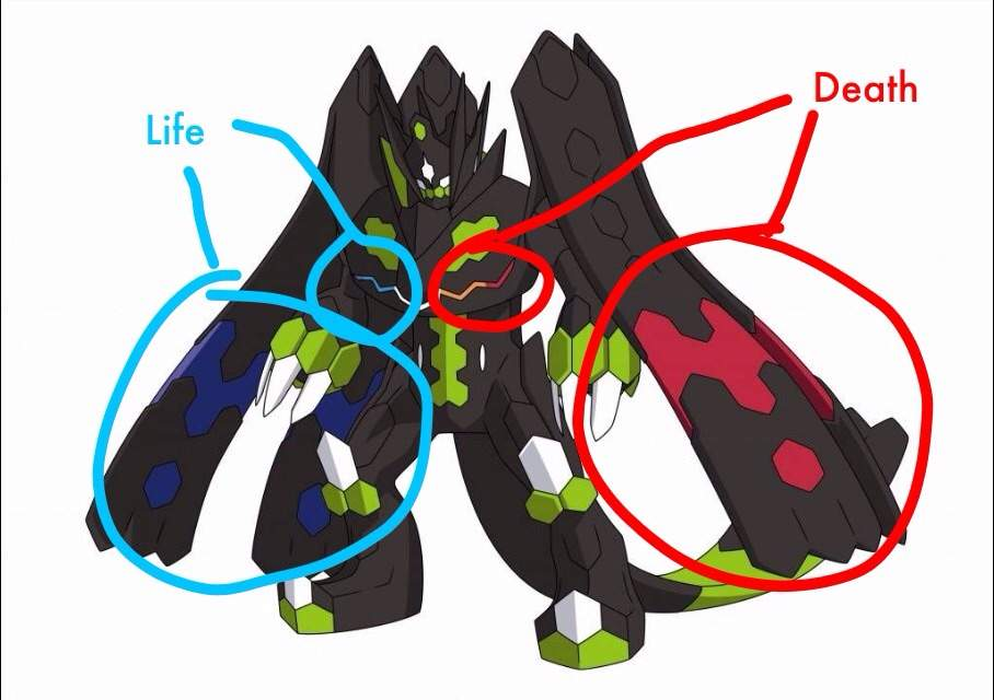 Xerneas Yveltal And Zygarde Pictures to Pin on Pinterest ...