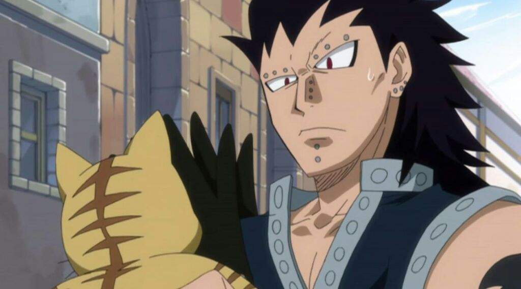fairy tail gajeel related - photo #13