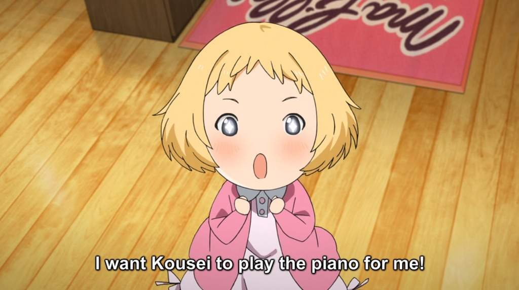 Anime Characters Birthdays In April : Character feature kaori miyazono anime amino