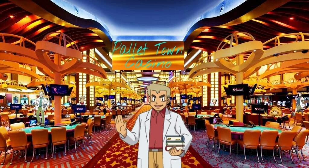 pokemon red casino