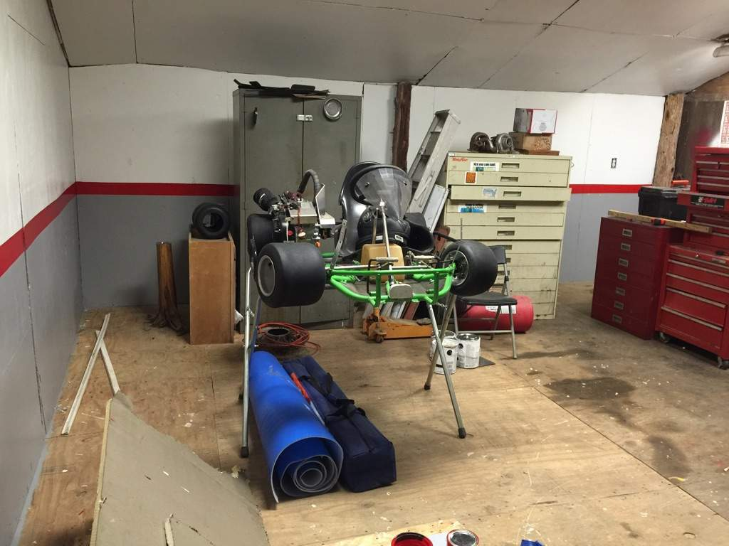 Best Way To Finish Shop Floor Cheaply Garage Amino