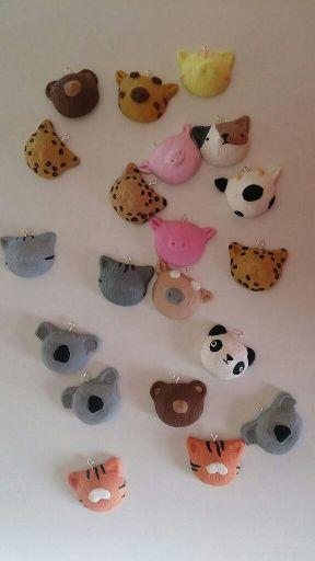Image of: Fimo Pinterest Polymer Clay Kawaii Animals Crafty Amino