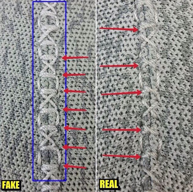 Yeezy Boost 350 Moonrock Fake Vs Real
