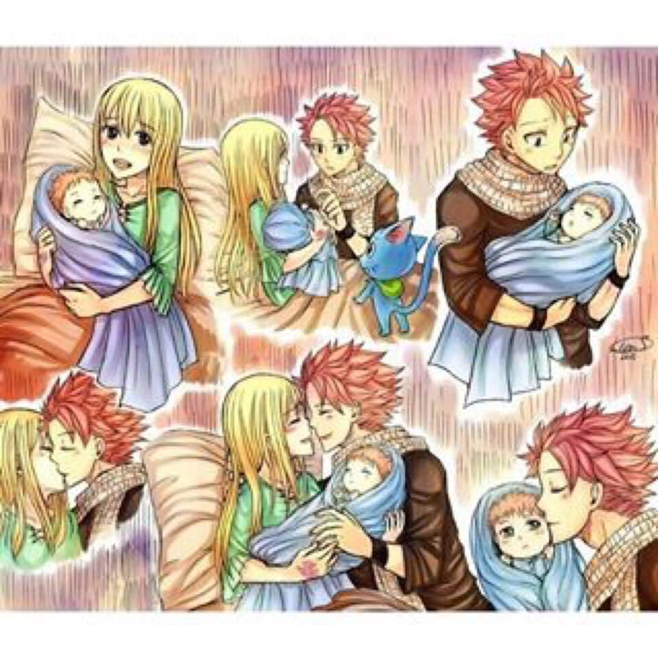 Nalu Family | Anime Am...