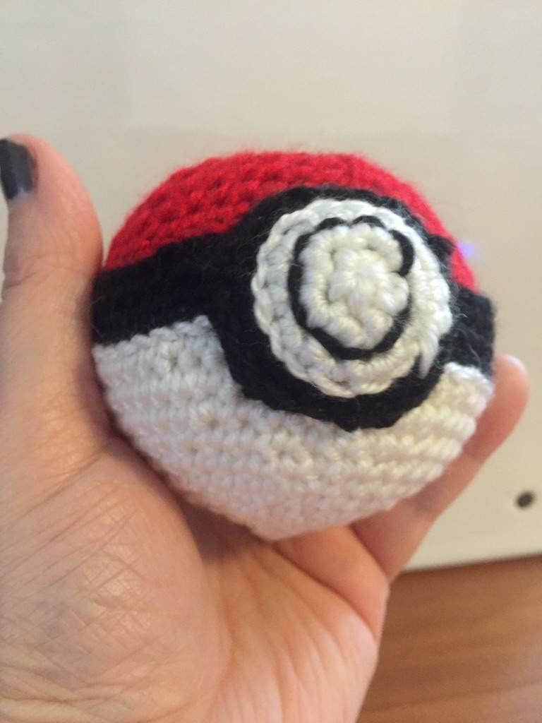 Pokeball Crochet Pattern Featured Crafty Amino